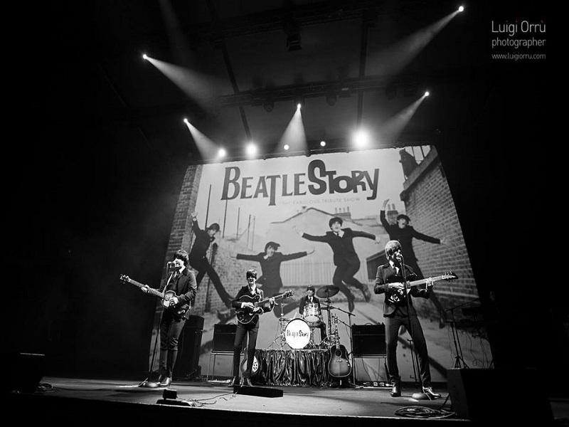 LIMONE LIVE MUSIC: BEATLES STORY LIVE...tribute to Beatles